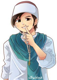 Unduh 44  Gambar Animasi Muslim Laki2 HD Paling Baru