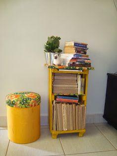 Rosa Luiza Artes e Gostosuras: 20 ideias de reciclagem com madeiras e seus derivados!