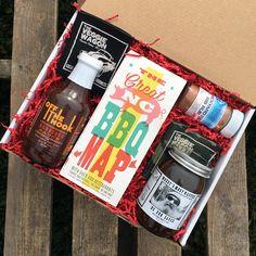 Veggie Wagon BBQ Lover Gift Box