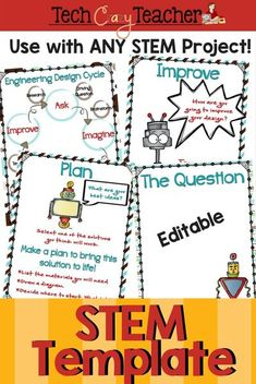 Science Lessons, Teaching Science, Teaching Ideas, Stem Activities, Classroom Activities, Spring Activities, Rubrics For Projects, Project Rubric, Pe Design