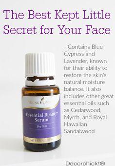 The Best Kept Beauty Secret for Your Face | Decorchick!®