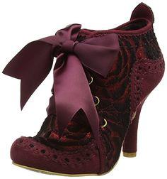 Irregular Choice Women s Abigail s Third Party Closed-Toe Pumps  Amazon.co. uk  Shoes   Bags 940ac0c45