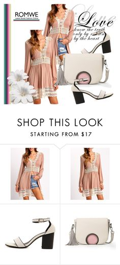 """""""ROMWE 5/3"""" by melissa995 ❤ liked on Polyvore"""