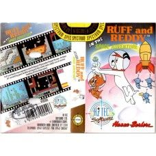 Ruff And Reddy In The Space Adventure for ZX Spectrum from HiTec Software