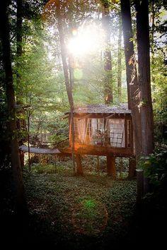 my secret place.