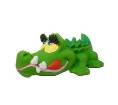 100% Natural Rubber Crocodile Sensory Tactile Fidget Toy Occupational Therapy Joanne@kimbee www.kimbee.com.au