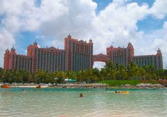 Shark feed, Nassau, Bahama    Nassau, on New Providence island in the Bahamas, is a small capital city, but it is bursting with fan...