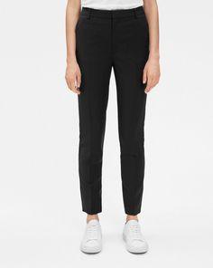 Fiona Peg Cool Wool Slacks Black, Filippa K 1400 SEK