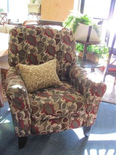 Recliner Chair $200.00 - Consign It! Consignment Furniture