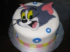 tom and jerry cake - Google Search