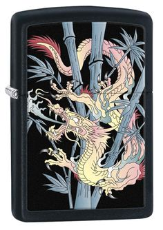 Zippo - Bamboo Dragon PK-ZPK603-218 @ USA Lighters