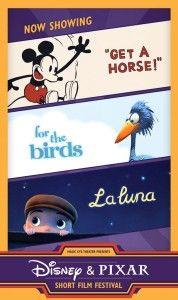"""Disney & Pixar Short Film Festival"" Now Open at Epcot - http://www.premiercustomtravel.com/blog1/?p=3097 #Epcot, #ImaginationPavilion, #PixarShortFilmFestival, #WaltDisneyWorld"