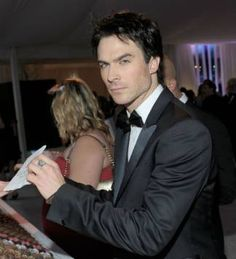 Win Ian Somerhalder's copy of 'Fifty Shades of Grey': 'Vampire Diaries' star puts his book up for grabs