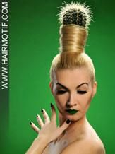 diy halloween hair diy halloween hairstyles halloween hairstyles with futuristic nature themes - Popular Halloween Themes