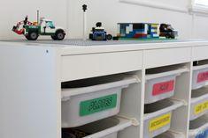 Create a Lego storag
