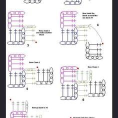 손뜨개~도안및자료실   밴드
