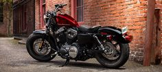 2015 Sportster® Forty-Eight®