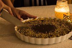 Cukormentes csokis pite Tej