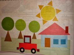 formas geométricas matematica atividades educação infantil berçário maternal pré escola plano de aula projeto para educação infantil