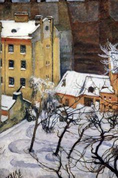 Mstislav Dobuzhinsky
