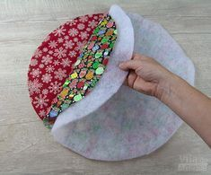 How to make fabric baskets for various uses - # Patch Quilt, Quilt Blocks, Fabric Crafts, Sewing Crafts, Quilt Patterns, Sewing Patterns, Love Sewing, Sewing Projects For Beginners, Sewing Hacks