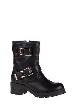 Trendy Biker Boots - Boots - Shoes  http://jessyss.com/shoes/boots/1285501800.html?barva=