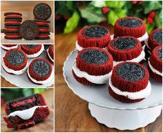 OREO Stuffed Cupcakes Tutorial | UsefulDIY.com Follow us on Facebook ==> https://www.facebook.com/UsefulDiy