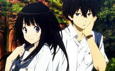 Hyouka #anime #manga