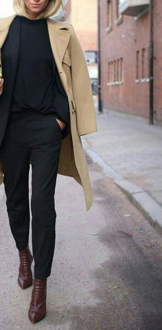 Black & Tan | Style.
