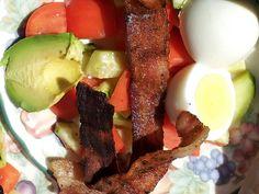 Camping food #bacon #paleo