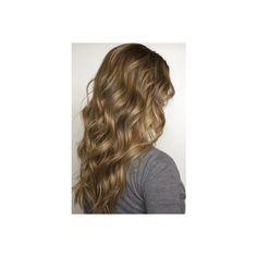 Hair via Polyvore