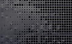De Young Museum, S.F. | Herzog and de Meuron // chapa microperforada... con luz…
