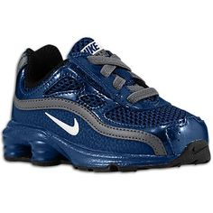 Nike Athletic Shoes for toddlers | Nike Kids Nike Shox Turbo 9 (Toddler/ Youth) : Nike Kids Boys Shoes ...