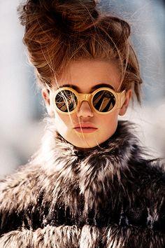 Gafas de sol redondas - Round sunglasses