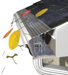 Gutter guards from MasterShield are the most innovative gutter protection available today. Micro mesh filtration prevents debris from clogging gutters. Learn about our highly sophisticated gutter guards that stop unwanted roof debris in all four seasons. Rain Gutter Installation, Gutter Protection, How To Install Gutters, Roof Detail, Home Repairs, Architecture Details, Home Projects, House Plans, Home Improvement