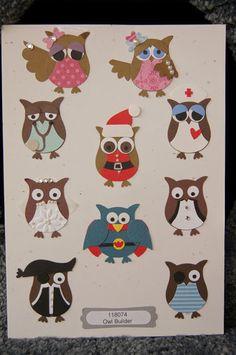A Crafty Cat: Owl Punch Art
