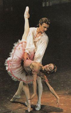 Alessandra Ferri and Manuel Legris, The Sleeping Beauty. La Scala, 1996