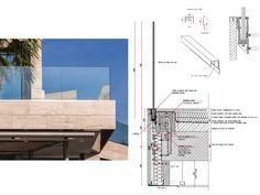 Llorell House in La Costa Brava / DOSARQUITECTES #barandilla