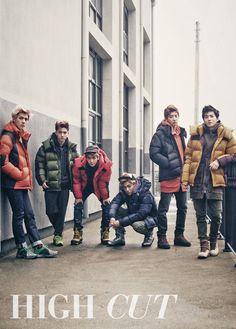 EXO K for High Cut