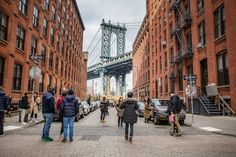 South of Williamsburg, you can find an older Brooklyn: boisterous and beautiful, worldly with working-class roots.