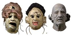 New Texas Chainsaw Massacre Halloween Masks Available From Trick or Treat Studios