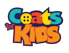 Coats for Kids Logo Created by Right Angle  rightangleadv.com