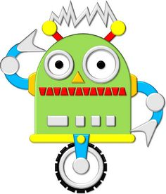 """Part of """"Reading Robot"""" / """"Be a Reading Machine"""" display for library or classroom, or for digital layout. Robot Classroom, Classroom Themes, Classroom Activities, Preschool Boards, Preschool Crafts, Robot Picture, Monster Crafts, Robot Theme, Boy Printable"""