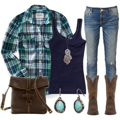 """The Fair's in Town"" by qtpiekelso on Polyvore"