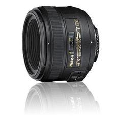 Nikon Objetiva AF-S NIKKOR 50mm f/1.4G