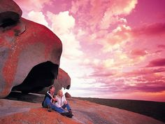 Remarkable Rocks on Kangaroo Island in South Australia. Picture: SA Tourism Commission.  Read more: http://www.news.com.au/travel/australia/gallery-e6frfq89-1226318811718?page=5#ixzz2Y8QjUq00