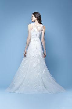 Carolina Herrera Bridal Spring 2016 'Jemma' bridal gown