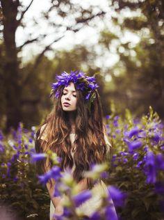 Photograph Forest princess by Yulianna Asinovskaya on 500px