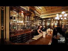 Cafe Demel, Vienna's famed coffeehouse - YouTube