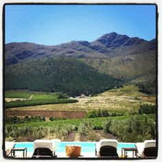 #smithday #smithstagram from La Residence hotel in South Africa